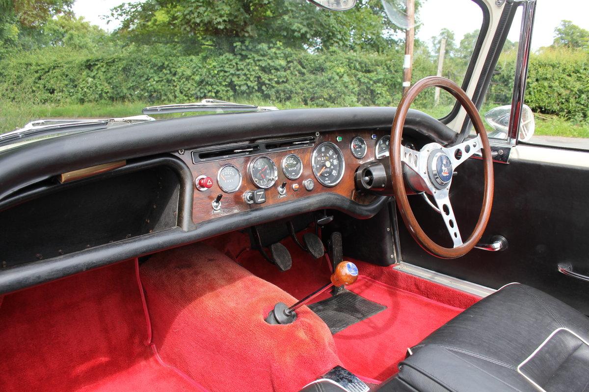 1965 Sunbeam Alpine Series IV 1725cc UK RHD For Sale (picture 10 of 20)