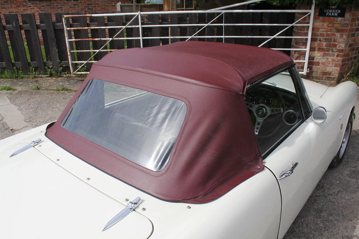 1965 Sunbeam Alpine Series IV 1725cc UK RHD For Sale (picture 19 of 20)