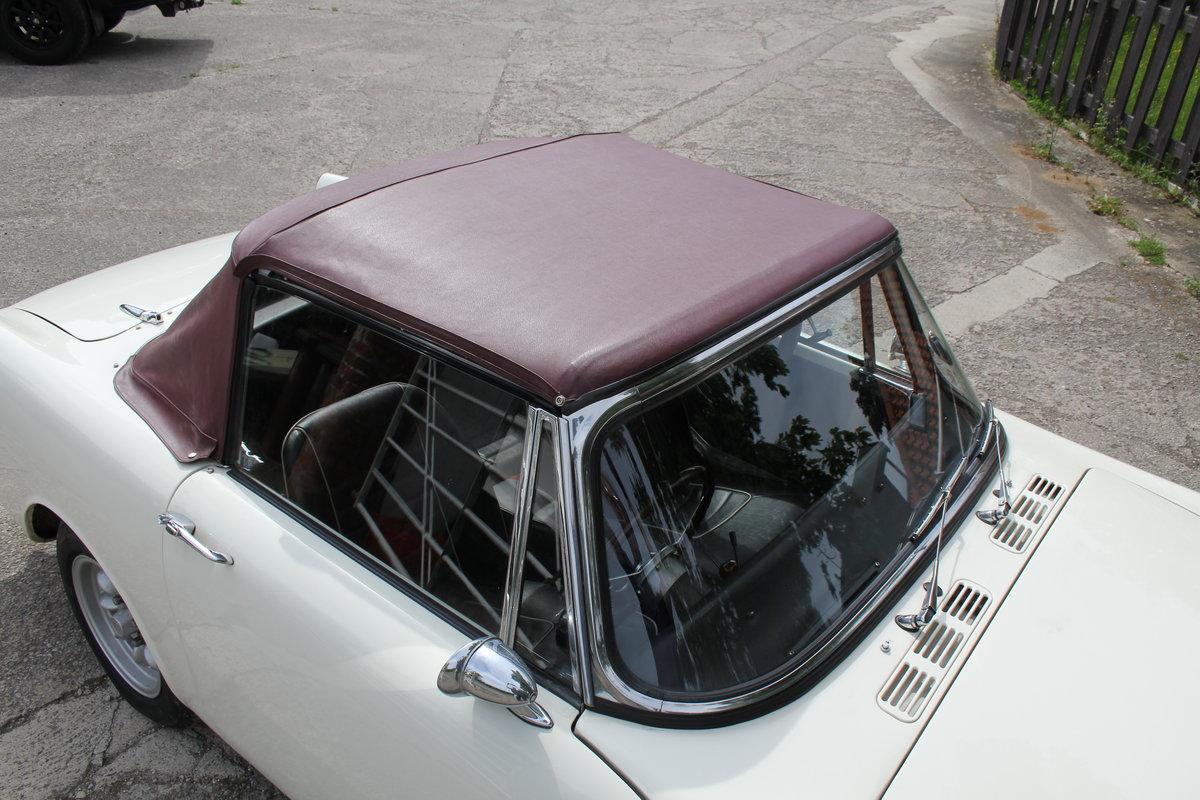 1965 Sunbeam Alpine Series IV 1725cc UK RHD For Sale (picture 20 of 20)