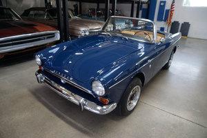 1965 Rootes Sunbeam Tiger V8 Roadster SOLD