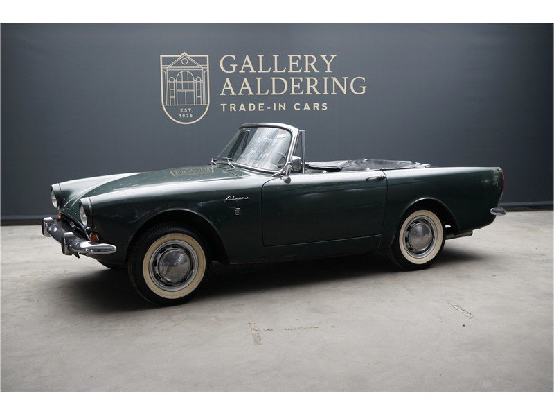 1965 Sunbeam Alpine Roadster LHD For Sale (picture 1 of 6)