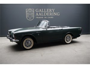 Sunbeam Alpine Roadster LHD