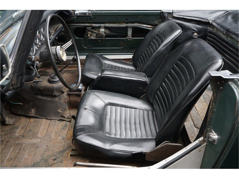 1965 Sunbeam Alpine Roadster LHD For Sale (picture 2 of 6)