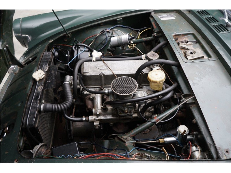 1965 Sunbeam Alpine Roadster LHD For Sale (picture 3 of 6)