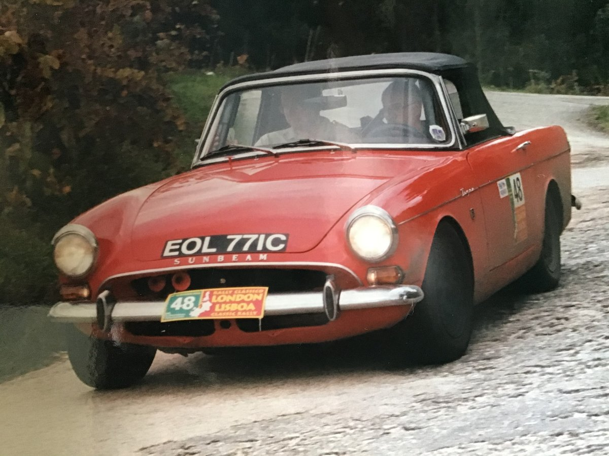 1965 Sunbeam Tiger LHD Rally Prepared For Sale (picture 1 of 6)