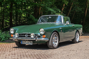 1965 Sunbeam Alpine S5 no 31 !   LHD and Overdrive