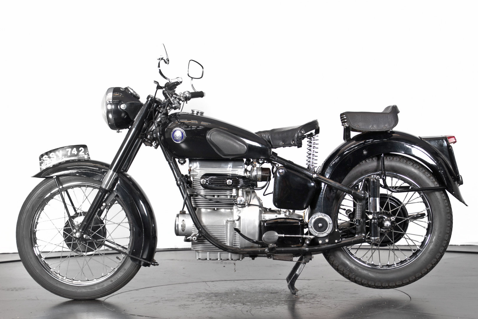 SUNBEAM - S8 - 1951 For Sale (picture 1 of 6)