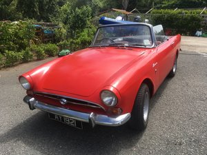 Sunbeam Alpine V