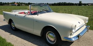 Sunbeam Alpine '60  LHD