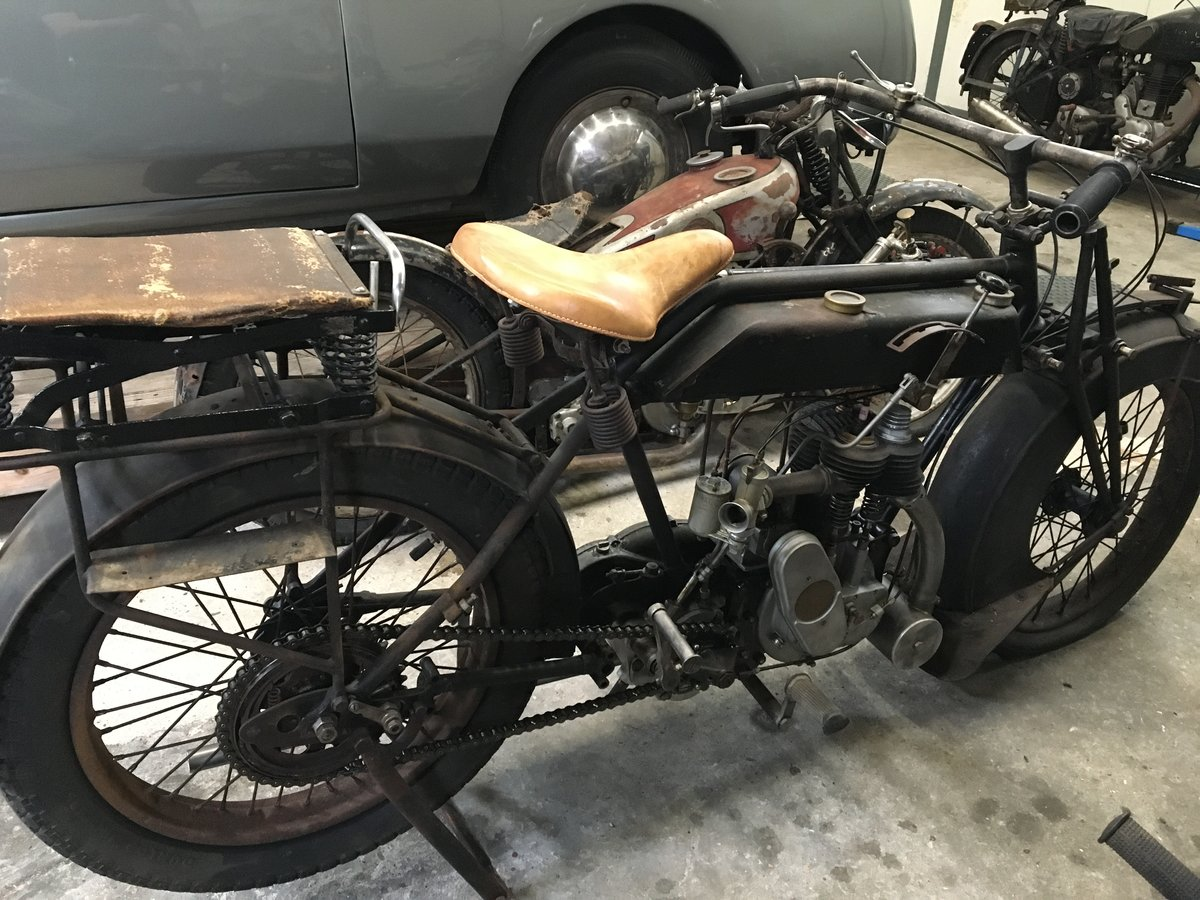 Sunbeam Flattank 500cc 1920 For Sale (picture 1 of 6)