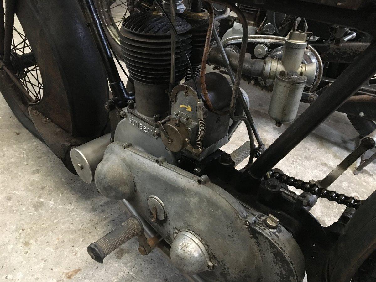 Sunbeam Flattank 500cc 1920 For Sale (picture 4 of 6)