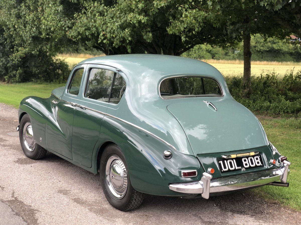 1957 Sunbeam MkIII For Sale (picture 2 of 24)