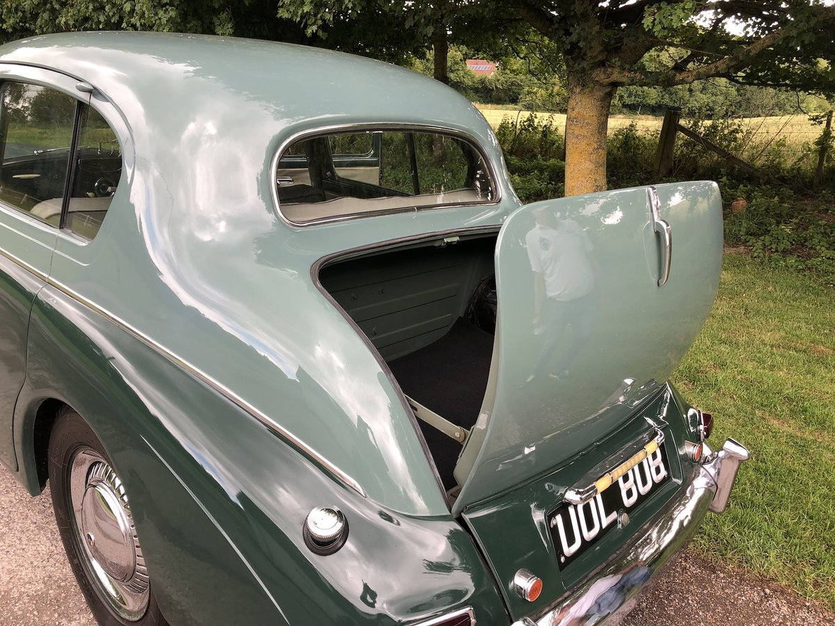 1957 Sunbeam MkIII For Sale (picture 9 of 24)