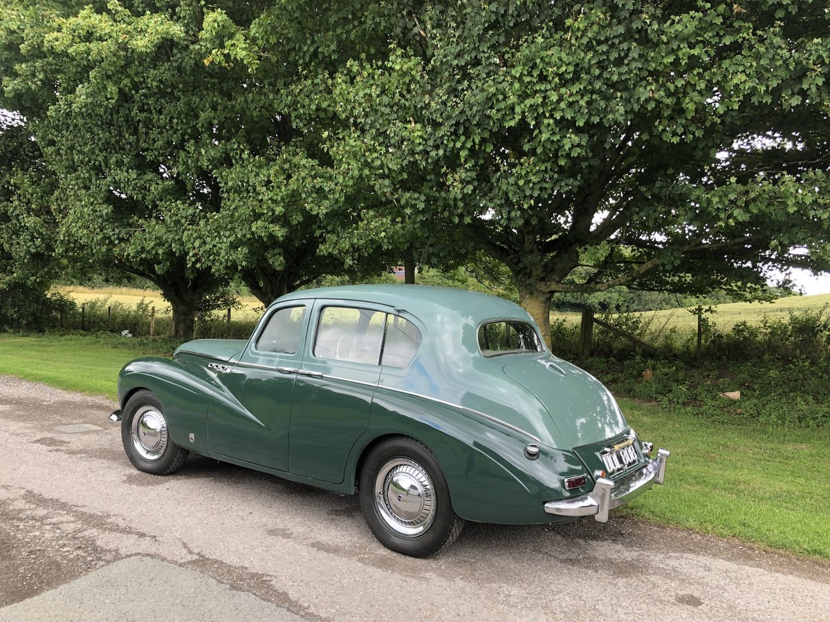 1957 Sunbeam MkIII For Sale (picture 12 of 24)