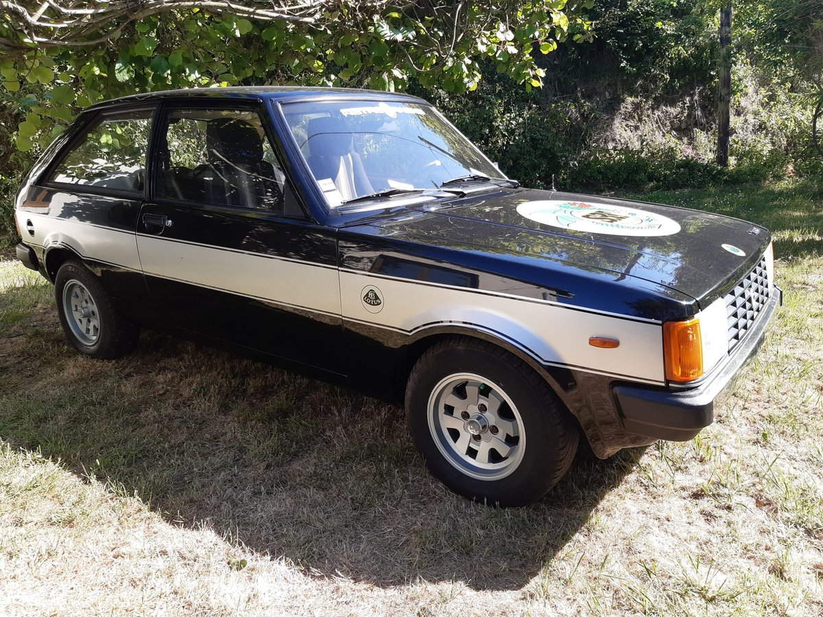 1981 Sunbeam Talbot Lotus For Sale (picture 1 of 6)