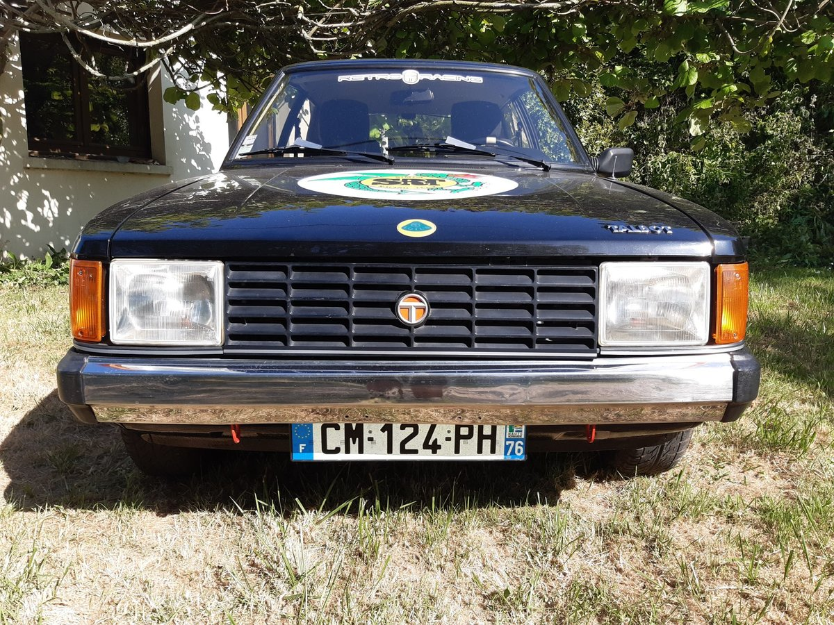 1981 Sunbeam Talbot Lotus For Sale (picture 6 of 6)