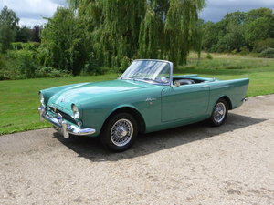 1960 Sunbeam Alpine - Stunning Car