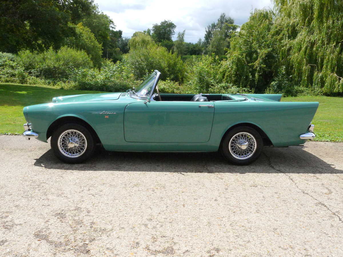 1960 Sunbeam Alpine MKI - Sorry Deposit Paid For Sale (picture 2 of 6)