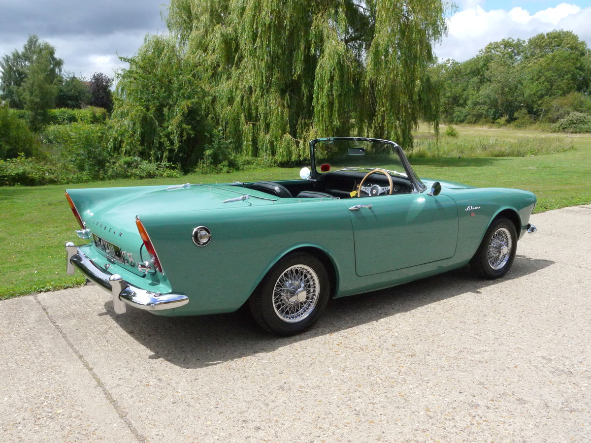 1960 Sunbeam Alpine MKI - Sorry Deposit Paid For Sale (picture 3 of 6)