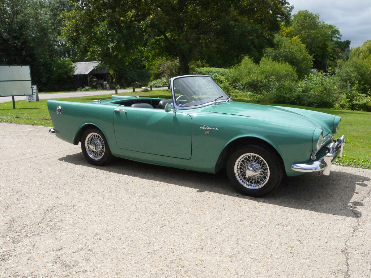 1960 Sunbeam Alpine MKI - Sorry Deposit Paid For Sale (picture 4 of 6)