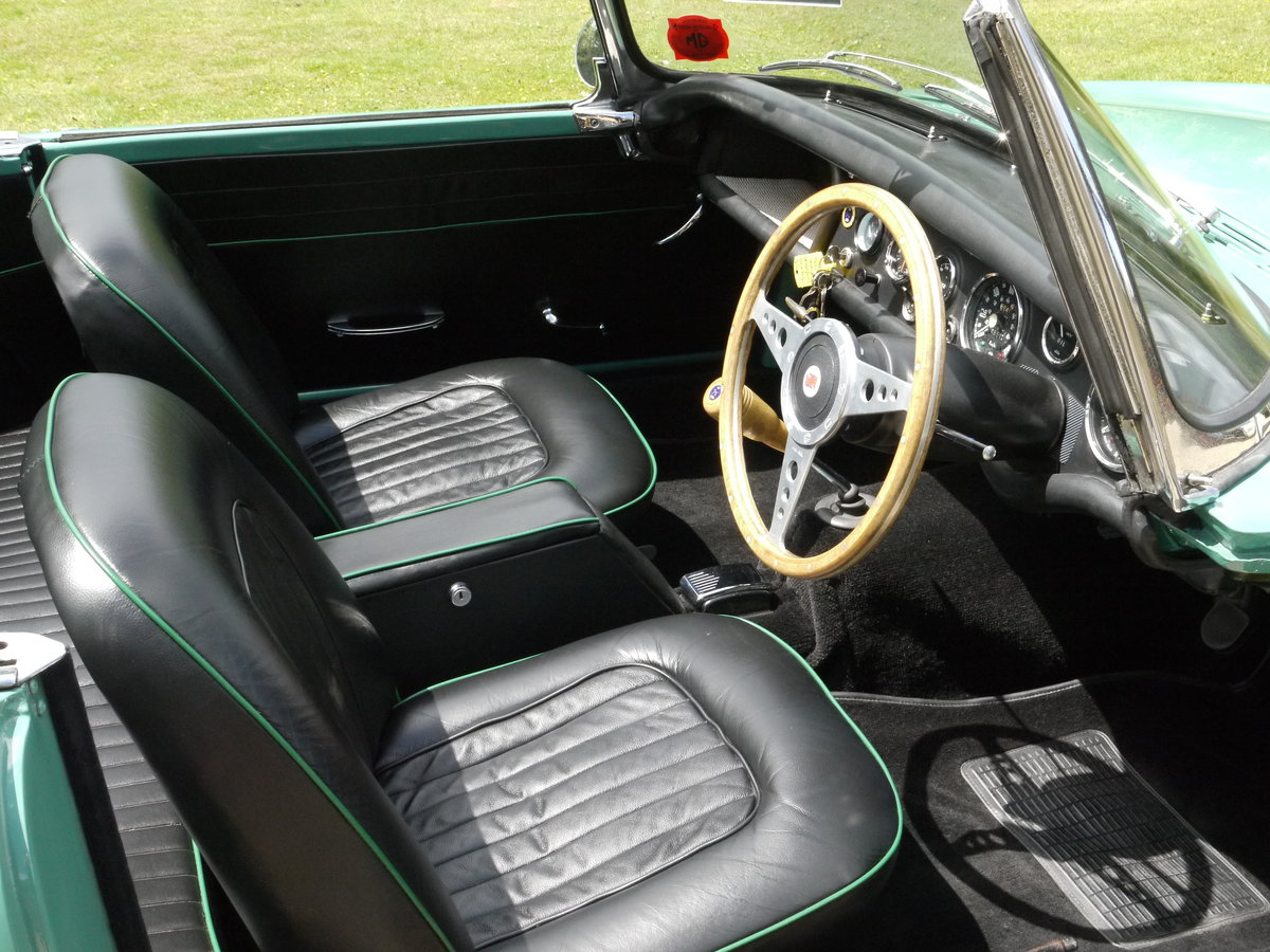 1960 Sunbeam Alpine MKI - Sorry Deposit Paid For Sale (picture 5 of 6)