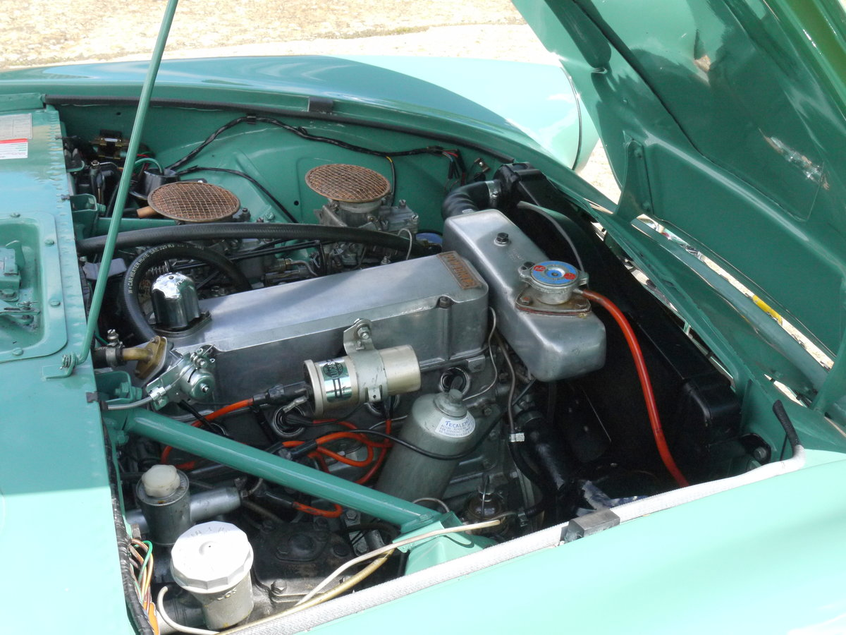 1960 Sunbeam Alpine MKI - Sorry Deposit Paid For Sale (picture 6 of 6)