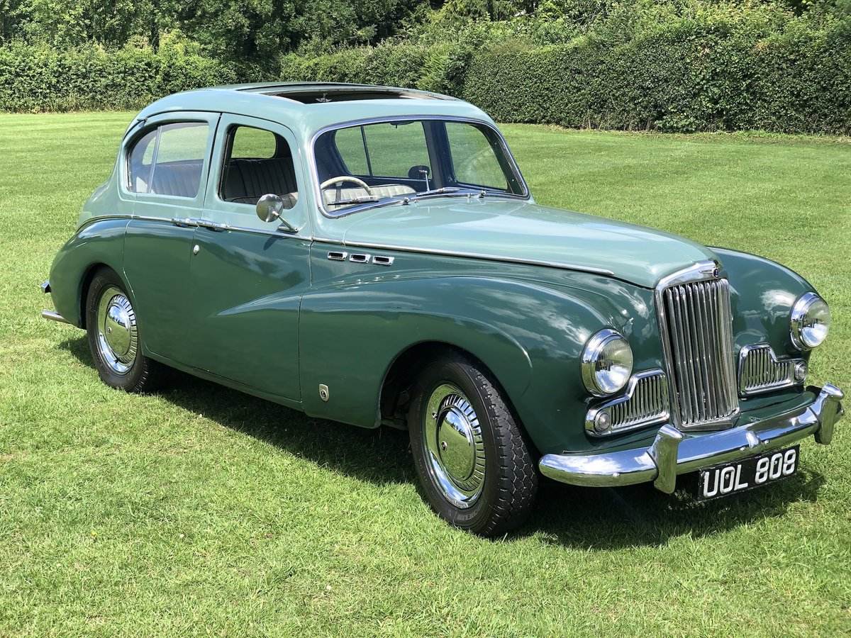 1957 Sunbeam MkIII For Sale (picture 14 of 24)