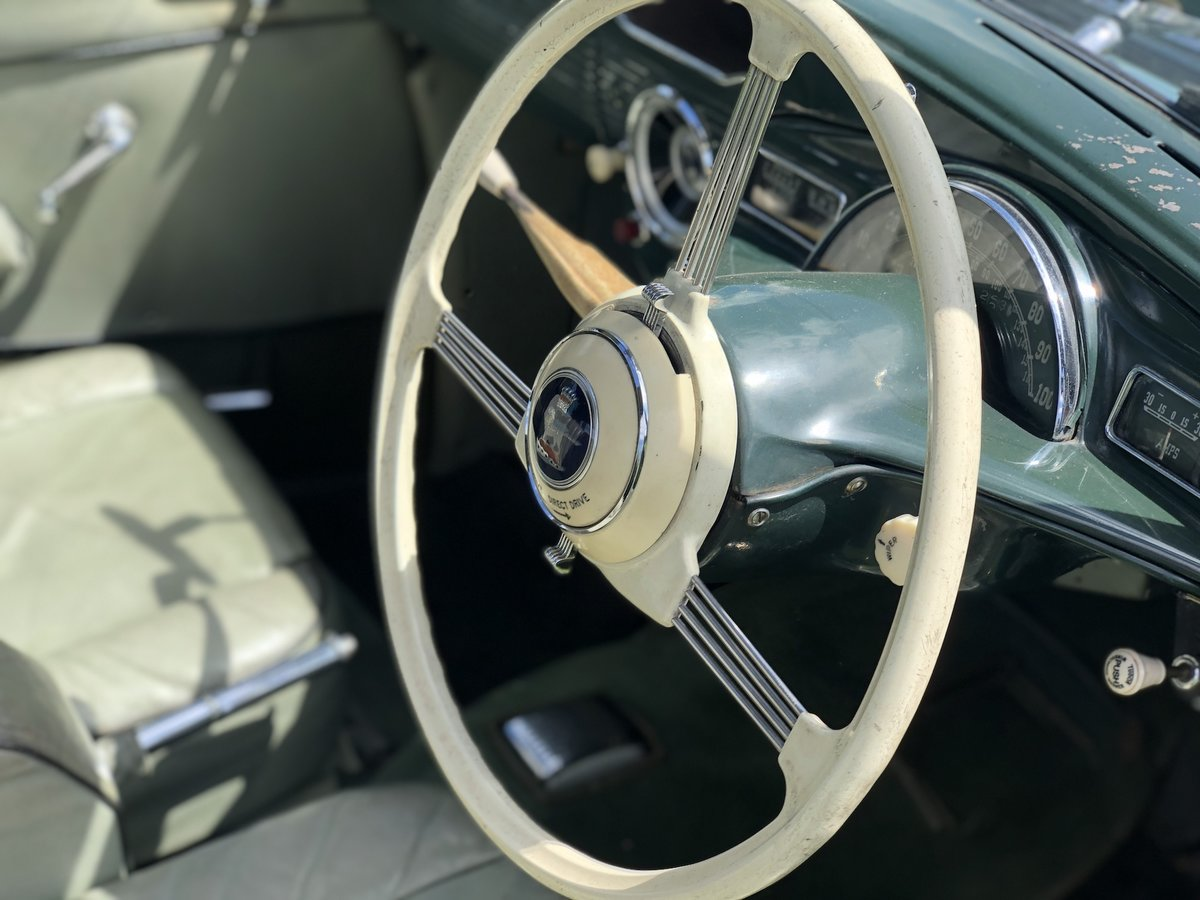 1957 Sunbeam MkIII For Sale (picture 19 of 24)