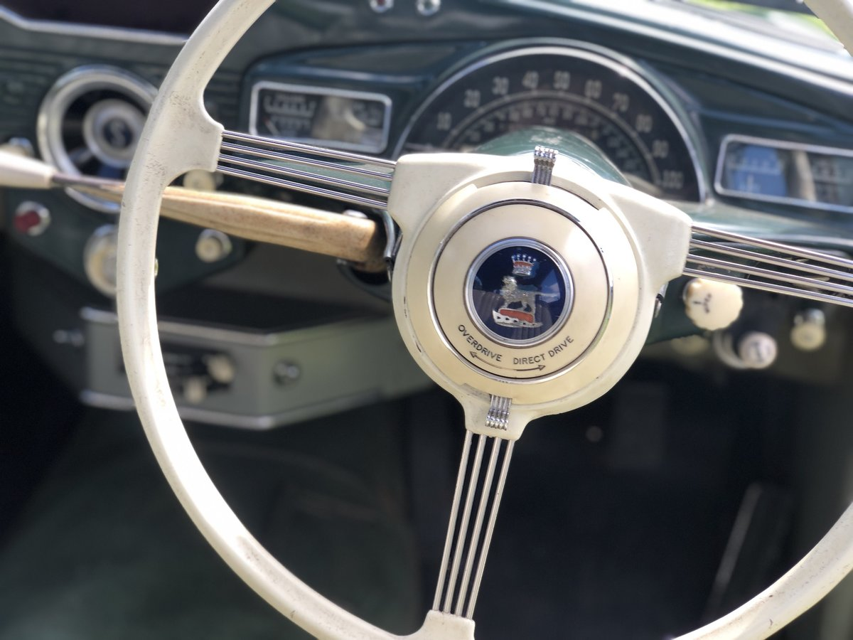 1957 Sunbeam MkIII For Sale (picture 22 of 24)