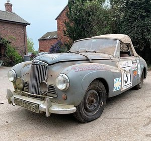 1954 Sunbeam Alpine MKIII For Sale by Auction
