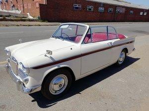 1963 Sunbeam Rapier Series 3A Convertible For Sale