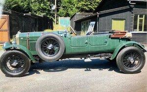 1928  Sunbeam 25HP Four Seat Tourer