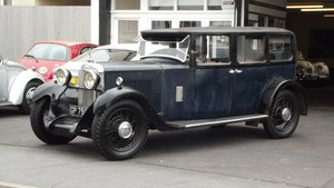 1931 SUNBEAM 18.2 FOUR DOOR SALOON