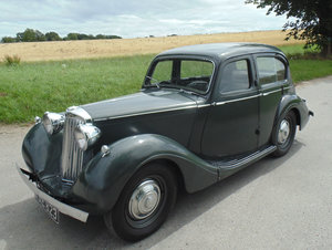 Picture of 1947 Sunbeam-Talbot Ten SOLD