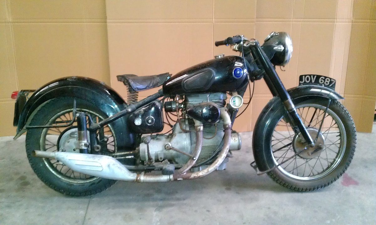 1949 Sunbeam S8 Survivor For Sale (picture 6 of 6)