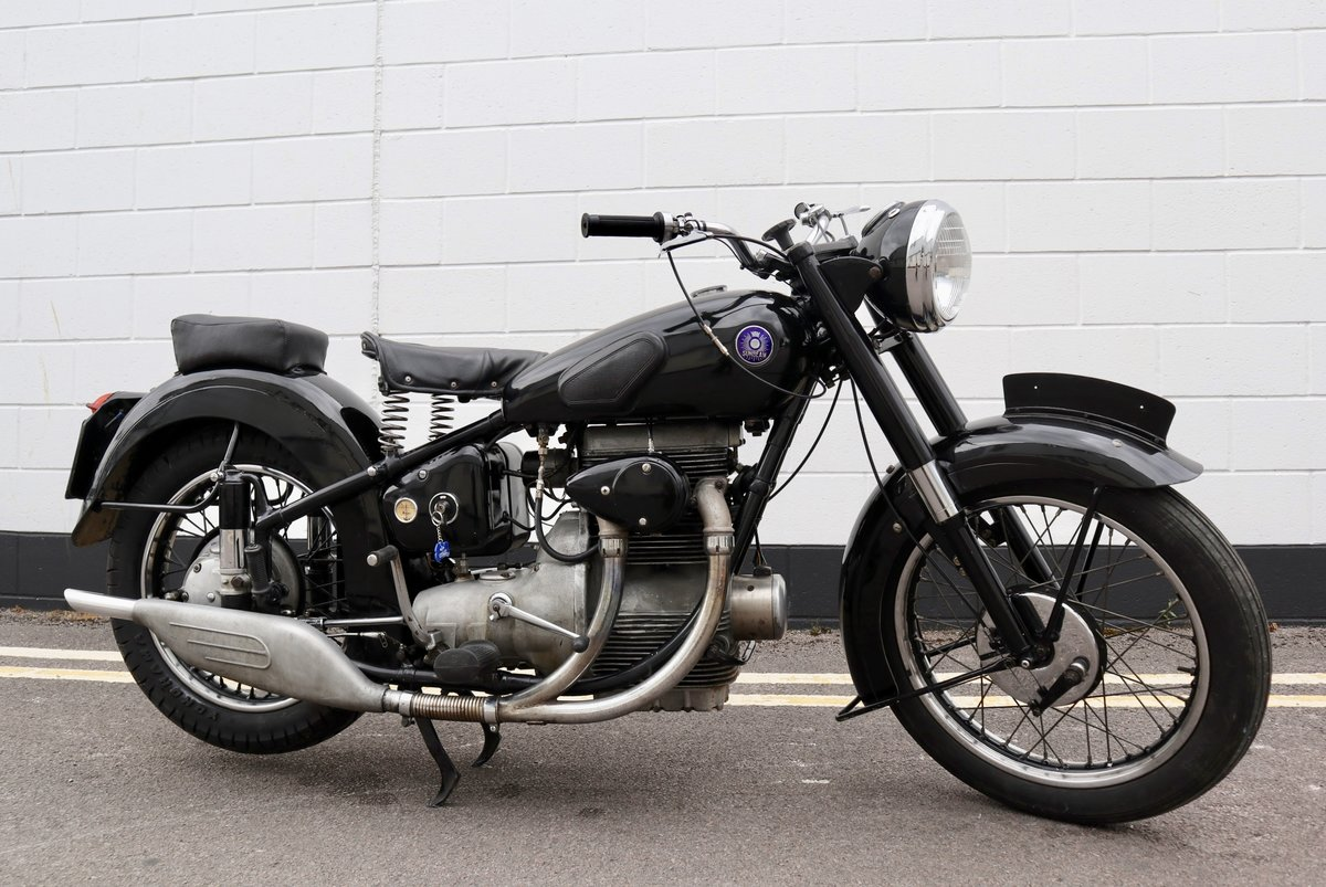 1949 Sunbeam S8 500cc Excellent Example SOLD (picture 1 of 4)