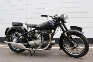 1949 Sunbeam S8 500cc Excellent Example