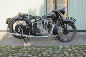 1930 SUNBEAM 493CC MODEL 9 (LOT 330)