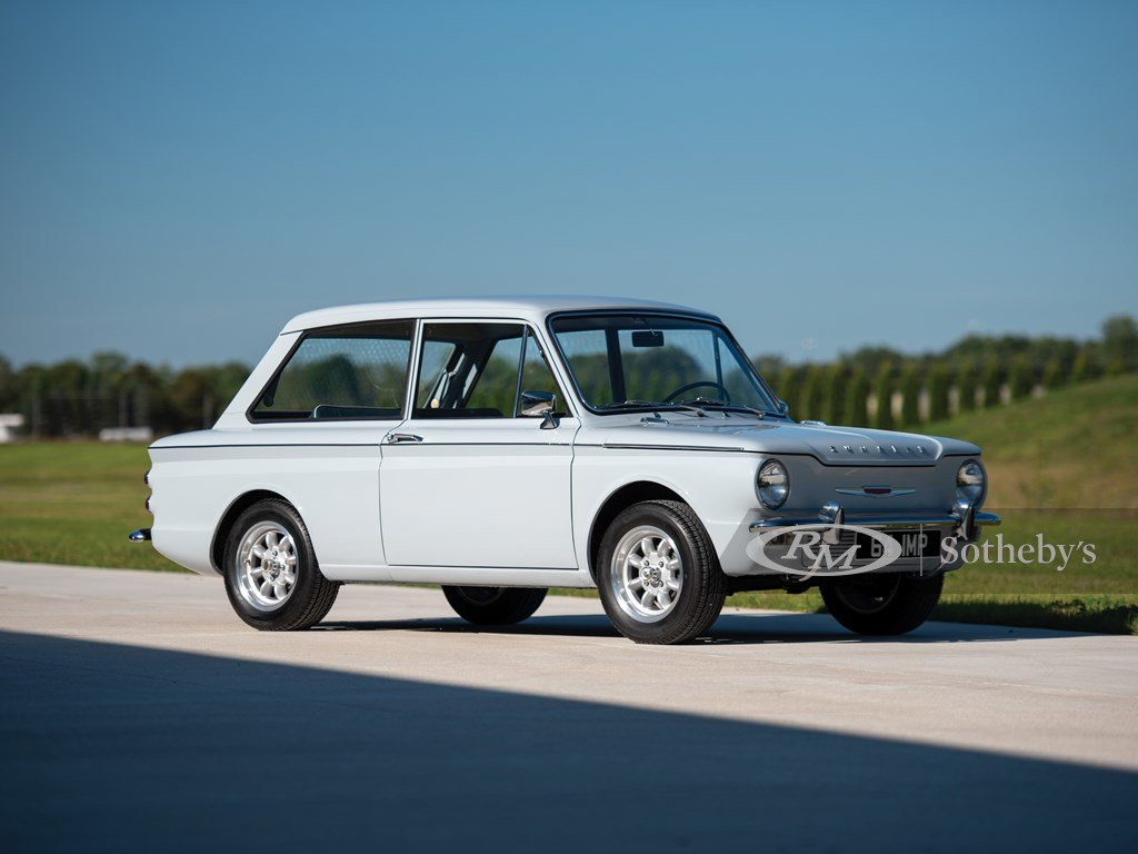 1964 Sunbeam Hillman Imp Mk I  For Sale by Auction (picture 1 of 6)