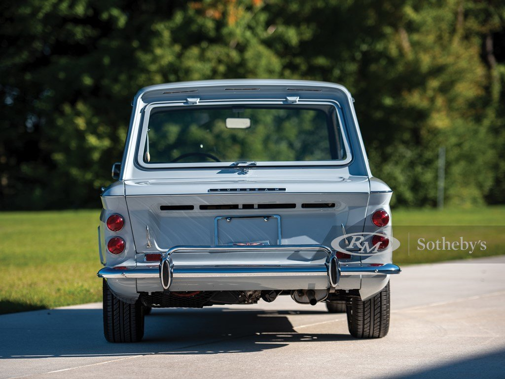 1964 Sunbeam Hillman Imp Mk I  For Sale by Auction (picture 4 of 6)