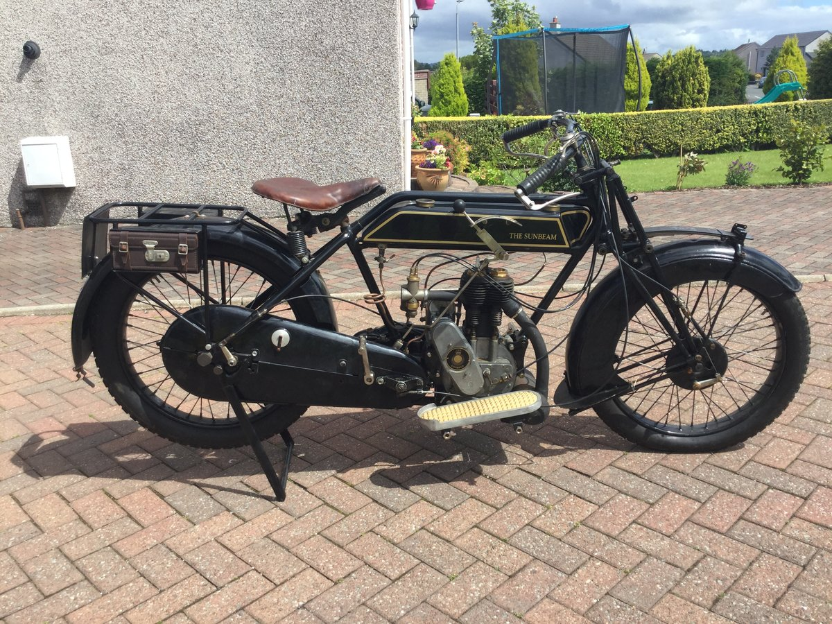 1920 Sunbeam 500 Sv  For Sale (picture 1 of 6)