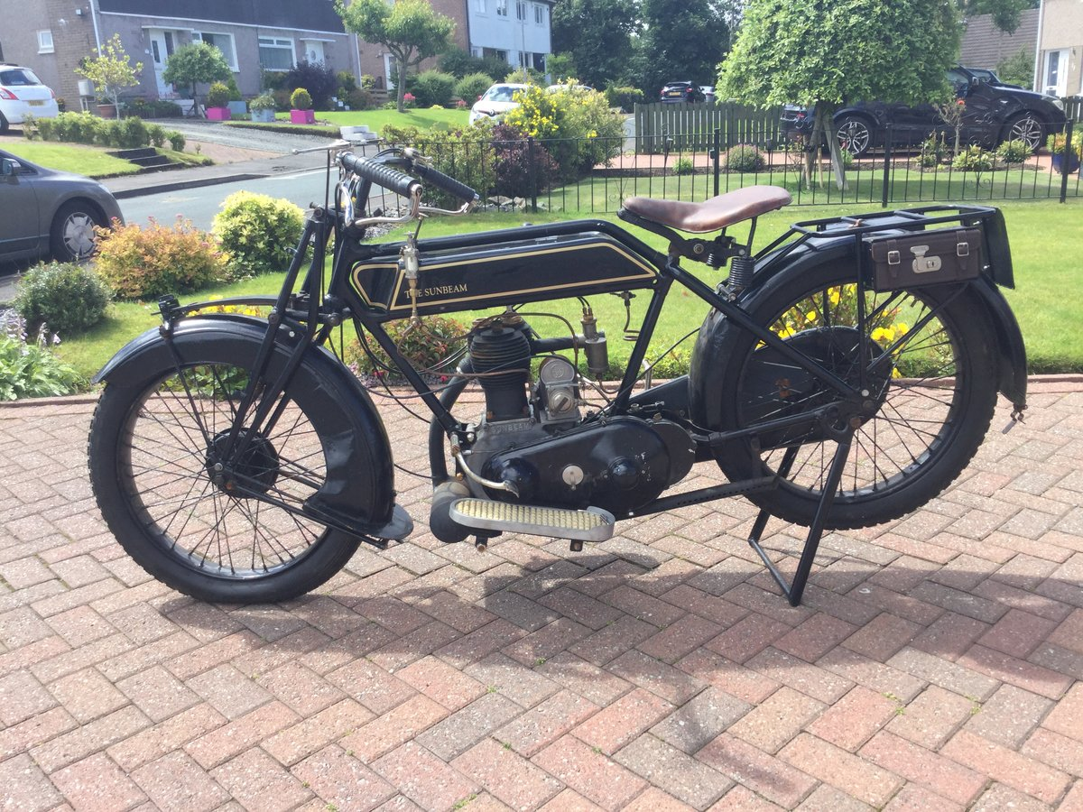1920 Sunbeam 500 Sv  For Sale (picture 2 of 6)