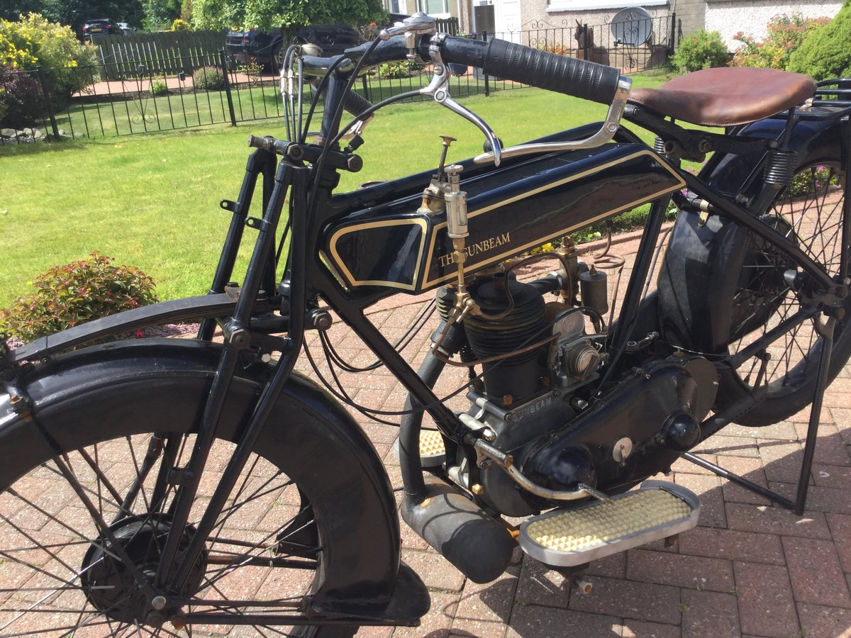 1920 Sunbeam 500 Sv  For Sale (picture 3 of 6)
