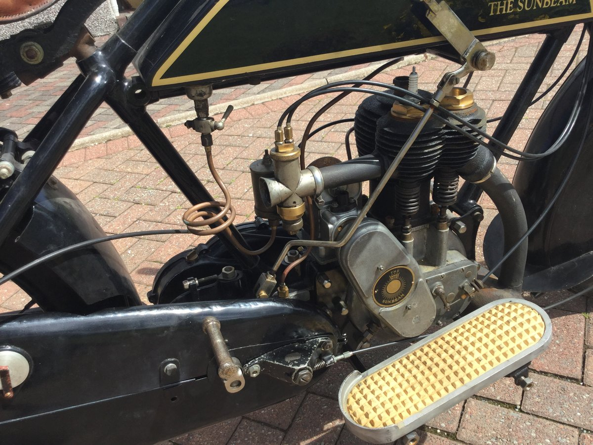1920 Sunbeam 500 Sv  For Sale (picture 5 of 6)