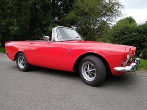 Superlative Series 4 Sunbeam Alpine
