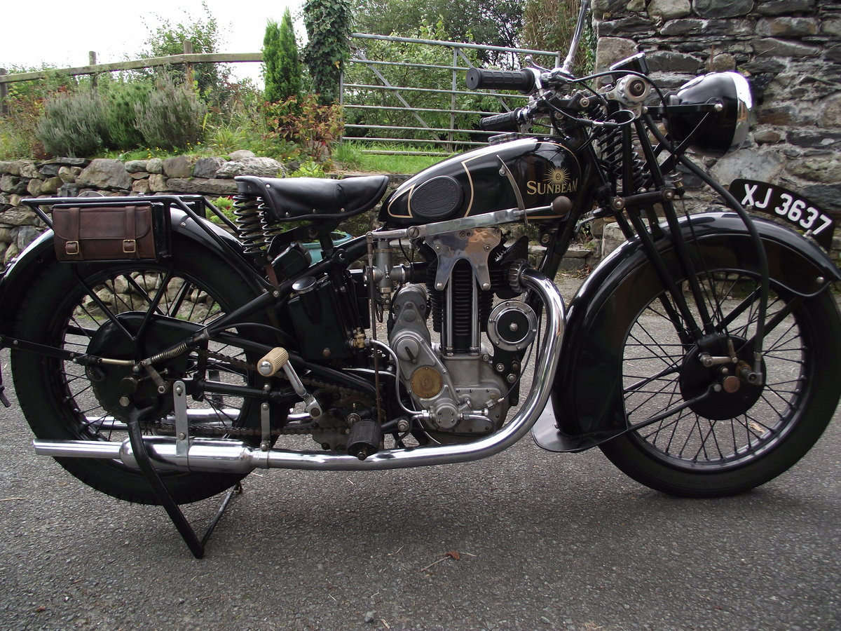1932 SUNBEAM MODEL 9 SOLD (picture 1 of 6)