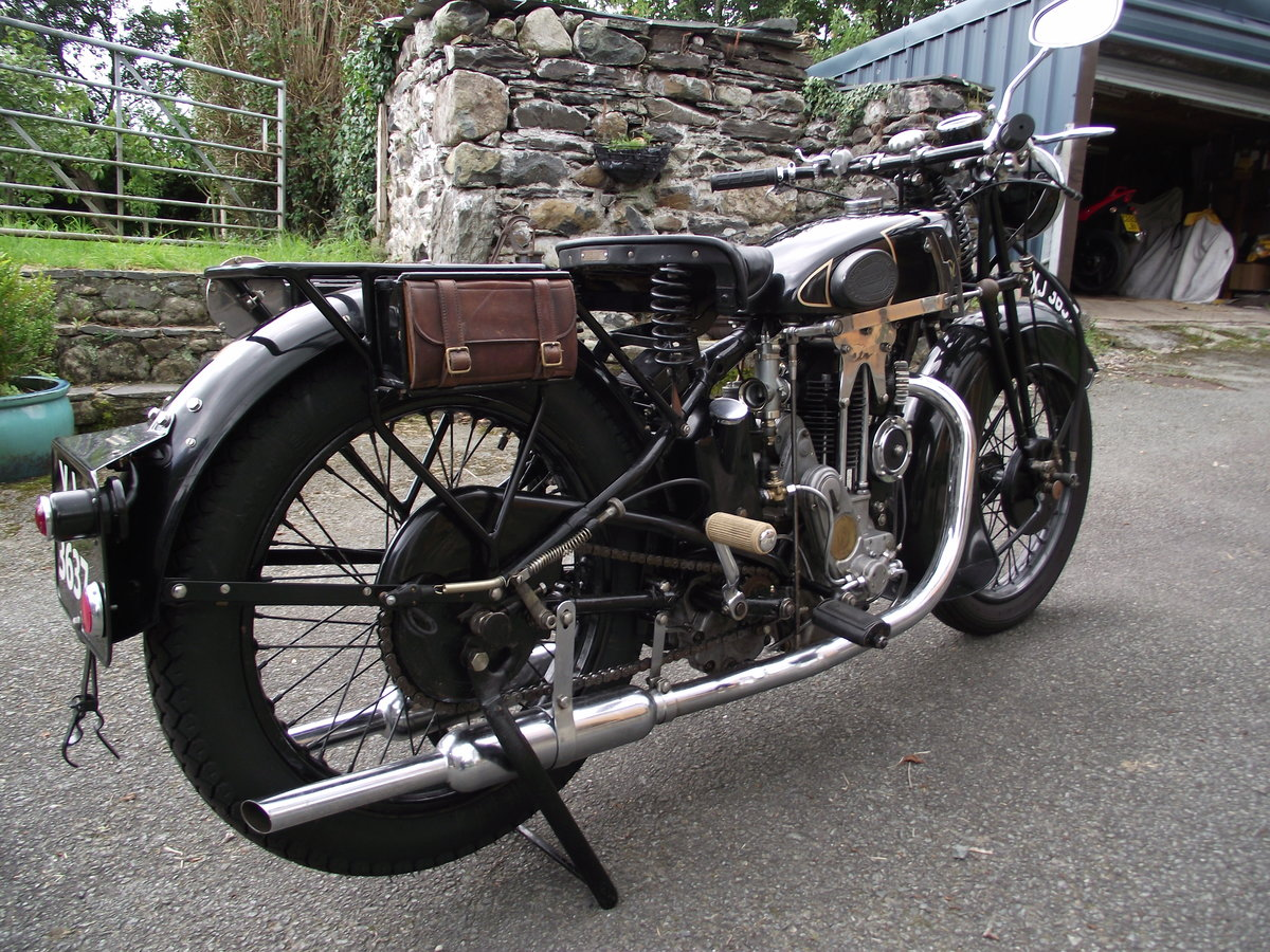 1932 SUNBEAM MODEL 9 SOLD (picture 2 of 6)