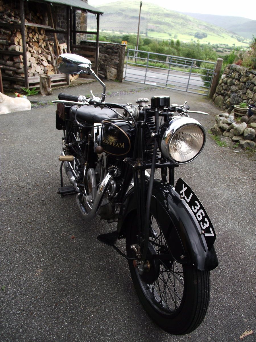 1932 SUNBEAM MODEL 9 SOLD (picture 5 of 6)