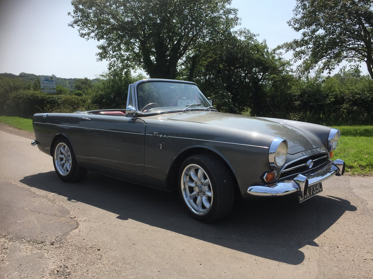 1965 SUNBEAM V8 Tiger For Sale (picture 1 of 6)