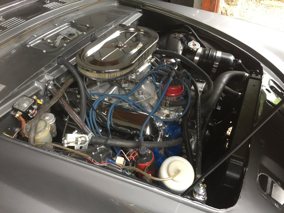 1965 SUNBEAM V8 Tiger For Sale (picture 3 of 6)